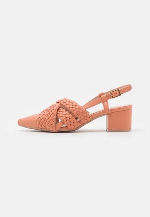 MALIBOO - Classic heels - coral