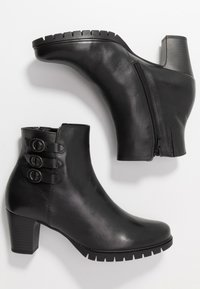 Gabor Comfort - Classic ankle boots - schwarz - 3