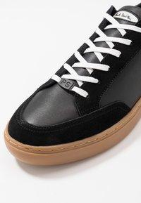 PS Paul Smith - TROY - Sneakersy niskie - black - 6