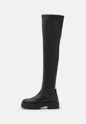 POMONE - Platform boots - noir