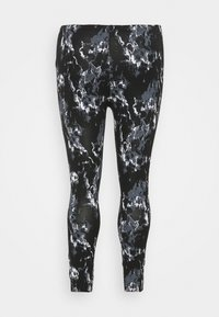 CAPSULE by Simply Be - MONO  - Leggings - Trousers - black - 1