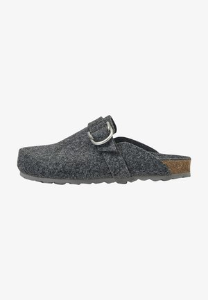 Clogs - dark grey