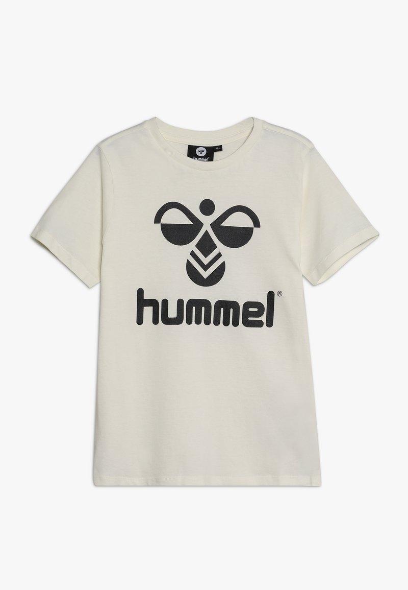 Hummel - HMLTRES - T-shirt print - whisper white