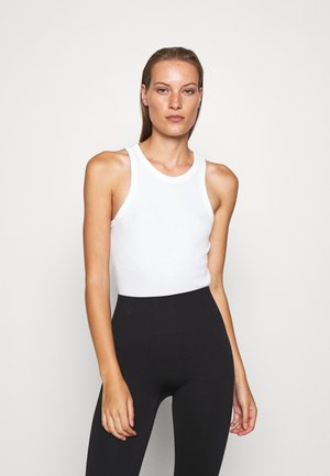 Yoga Top  - Top - white light