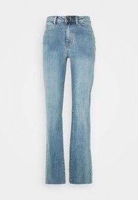 OBJWIN - Jeans Skinny Fit - medium blue denim