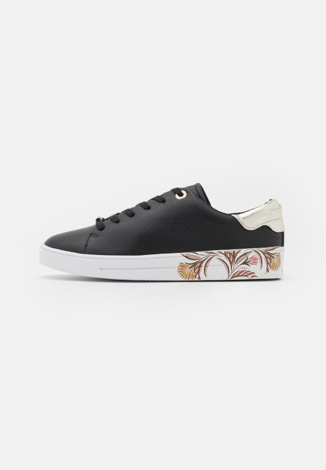 TIRIEY - Sneakers basse - black