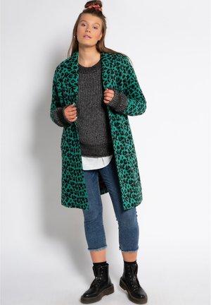 Classic coat - vert sapin