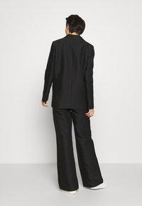 DESIGNERS REMIX - HAILEY - Short coat - black - 2