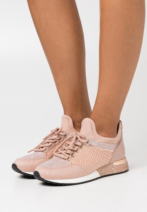COURTWOOD - Zapatillas - rose gold