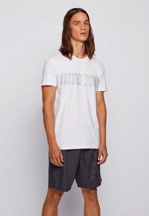 T-SHIRT RN SPECIAL - T-Shirt print - white