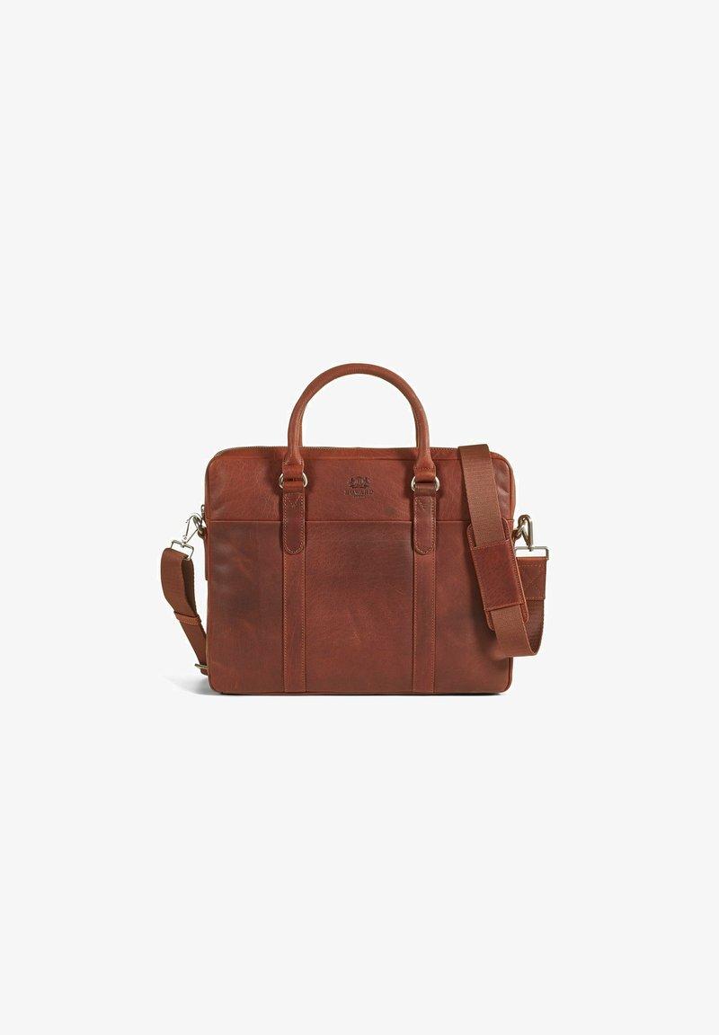 Howard London - ASHTON  - Laptop bag - brown