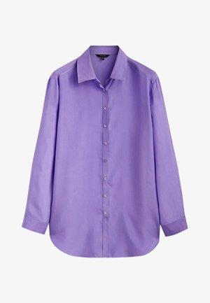 Koszula - dark purple
