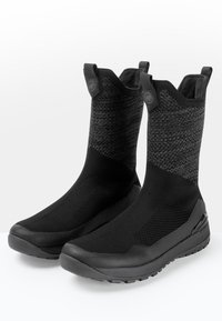 Mammut - FALERA II HIGH WP  - Winter boots - black-dark titanium - 2