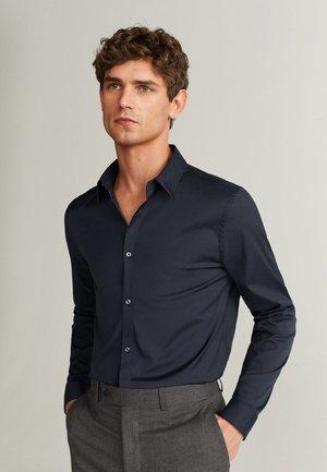 EMOTION - Formal shirt - black