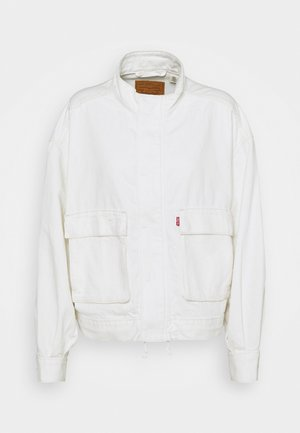 SURPLUS UTILITY JACKET - Jeansjakke - cool ecru