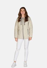 Cero & Etage - Winter jacket - kitt - 1