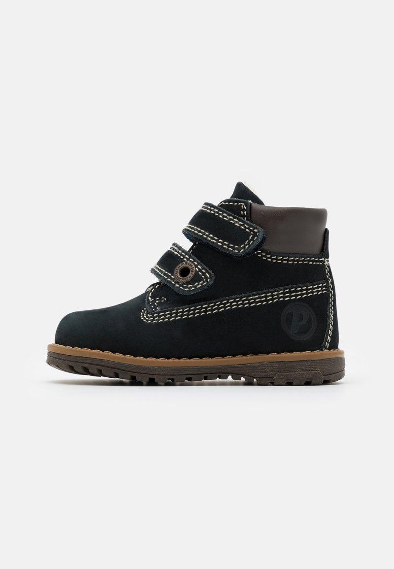Primigi - WARM LINING UNISEX - Classic ankle boots - blue scuro