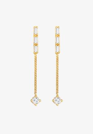 HÄNGER STECKER  - Earrings - gold
