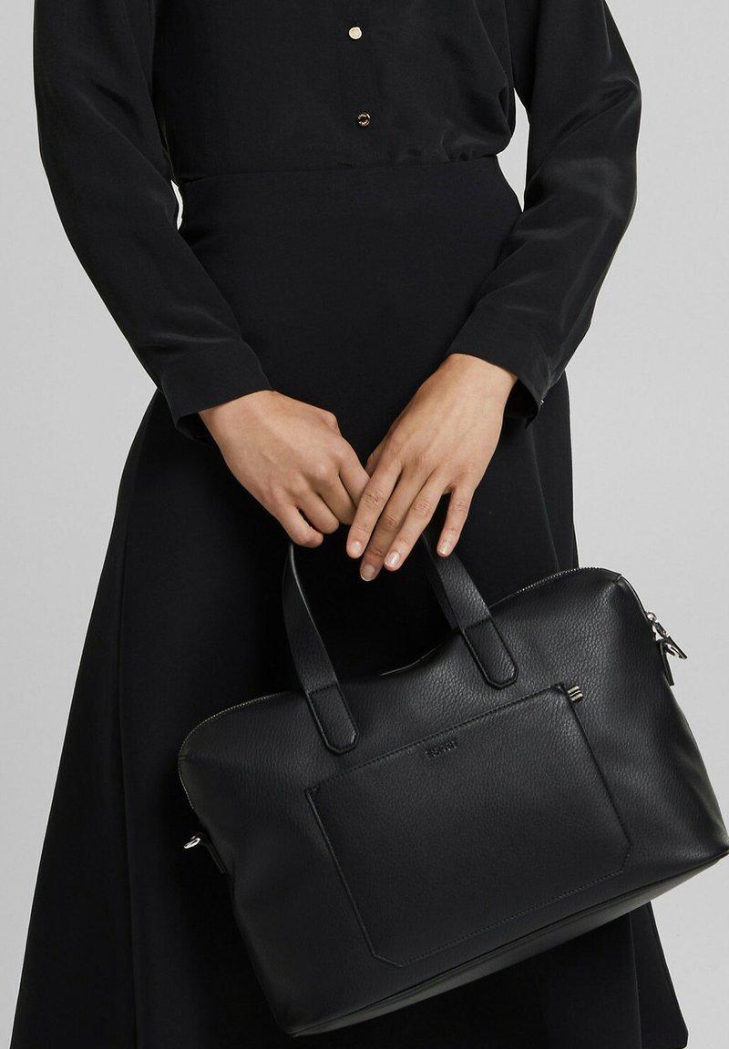 Esprit - Briefcase - black