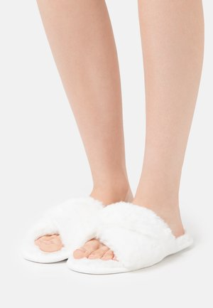 TOP UP - Slippers - cream