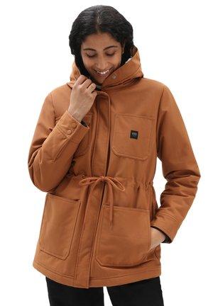 Winter jacket - argan oil