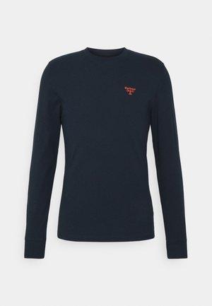 ASTER GRAPHIC  - Maglietta a manica lunga - navy