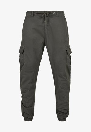 Cargo trousers - magnet