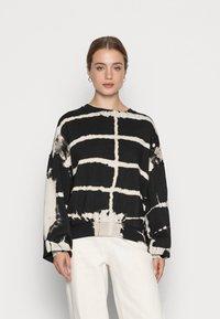 Weekday - PAMELA OVERSIZED - Sweater - tie dye - 0