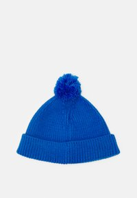 The North Face - LITTLES BOX LOGO POM BEANIE UNISEX - Beanie - clear lake blue - 1