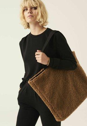 TEDDY  - Shopper - brown