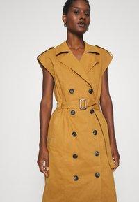 Gestuz - BANI DRESS - Shirt dress - rubber - 3