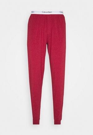 JOGGER - Pyjama bottoms - red