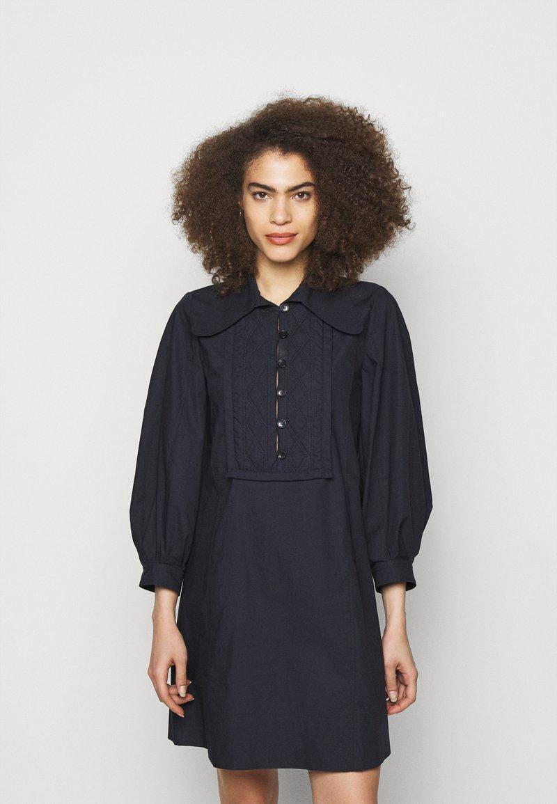 See by Chloé - Shirt dress - navy