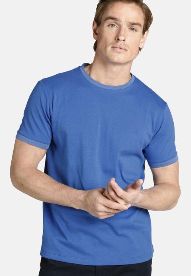 DUKE ENNE - Basic T-shirt - blue