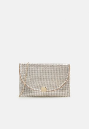 CROSSBODY BAG MINI - Across body bag - gold