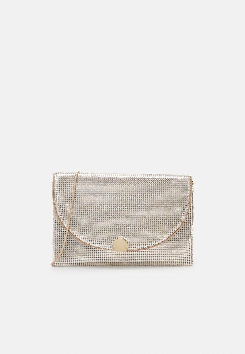 PARFOIS - CROSSBODY BAG MINI - Across body bag - gold