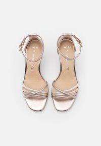 Marco Tozzi - Sandals - rose metallic - 5