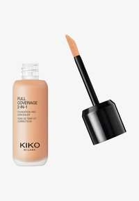 KIKO Milano - FULL COVERAGE 2 IN 1 FOUNDATION AND CONCEALER - Foundation - 30 warm rose - 0