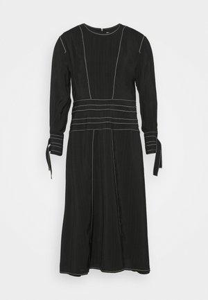 LINDA DRESS - Robe d'été - black