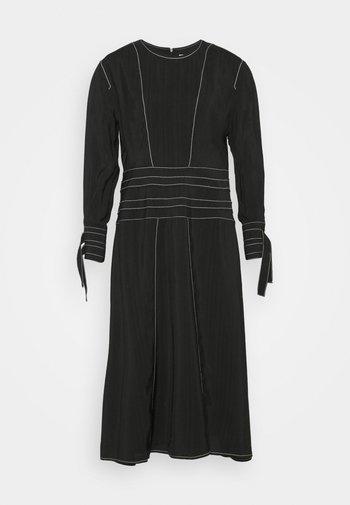 LINDA DRESS - Vestido informal - black