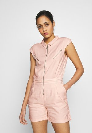 AMBRE - Overall / Jumpsuit /Buksedragter - orchid