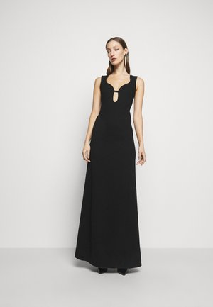 KEYHOLE FLOORLENGTH - Occasion wear - black
