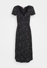 Anna Field - Denní šaty - black/white - 3