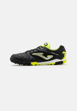 DRIBLING - Astro turf trainers - black