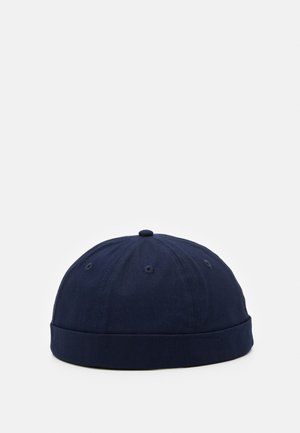 JACSTEVEN ROLL HAT - Hat - navy blazer
