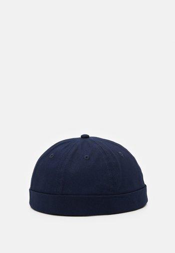 JACSTEVEN ROLL HAT - Hat - navy blazer