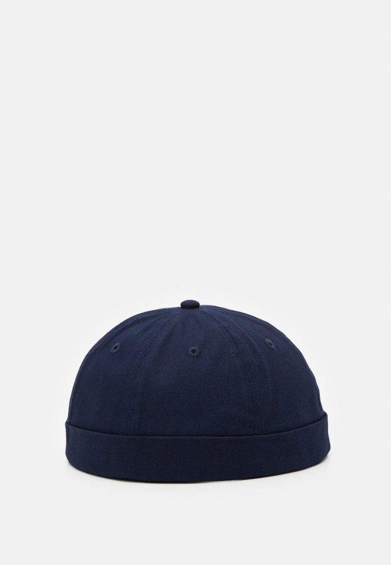 Jack & Jones - JACSTEVEN ROLL HAT - Hat - navy blazer