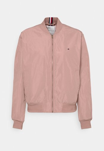 JACKET - Bomber Jacket - soothing pink