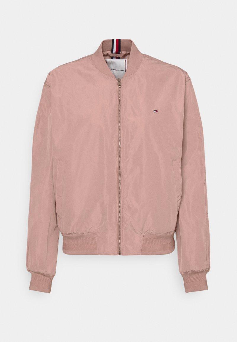 Tommy Hilfiger - JACKET - Bomber Jacket - soothing pink