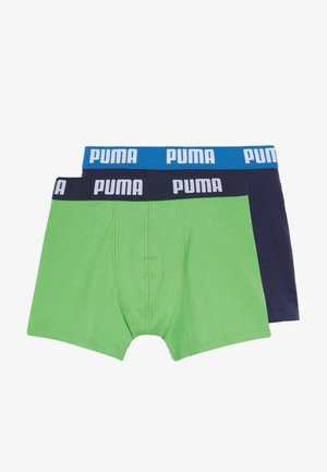 BOYS BASIC 2 PACK - Panties - green/blue